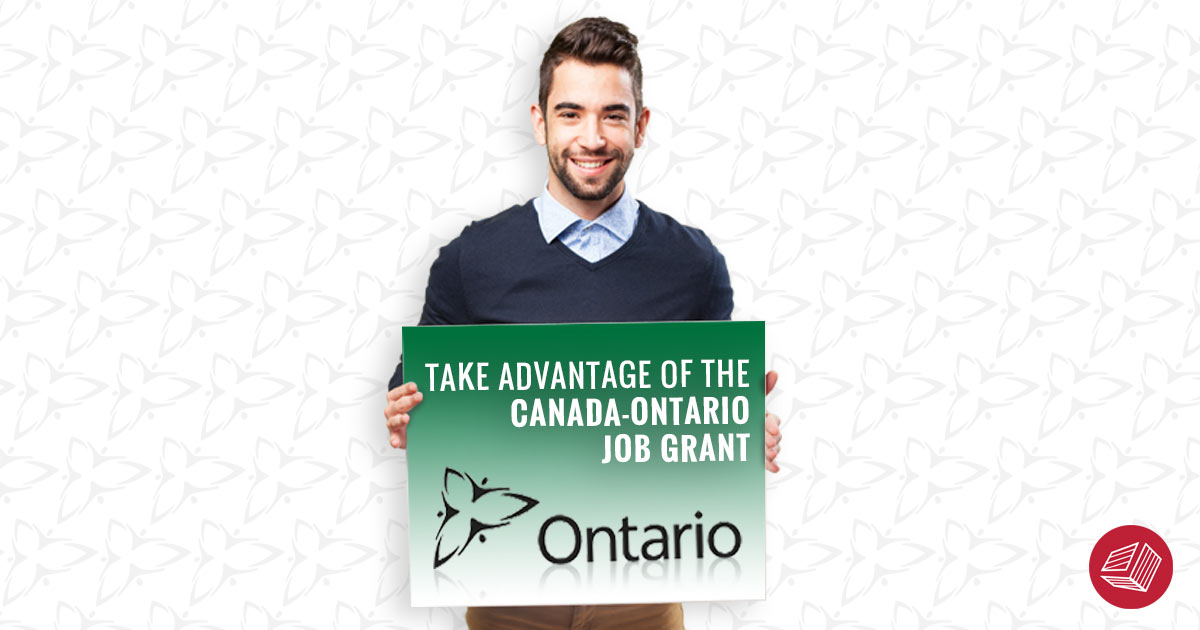 Canada-Ontario Government Grant