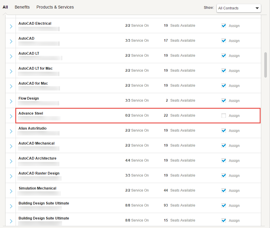 Licensing Changes - Admin Accounts 9