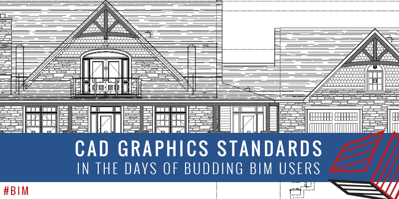 CAD Graphics Standards in the Days of Budding BIM Users