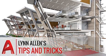 Lynn Allen's Tips and Tricks for AutoCAD 2017