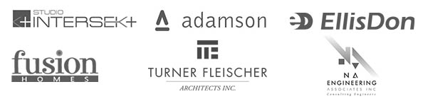 Ellis Don , Adamson Architects , Studio Intersekt, Turner Fleischer