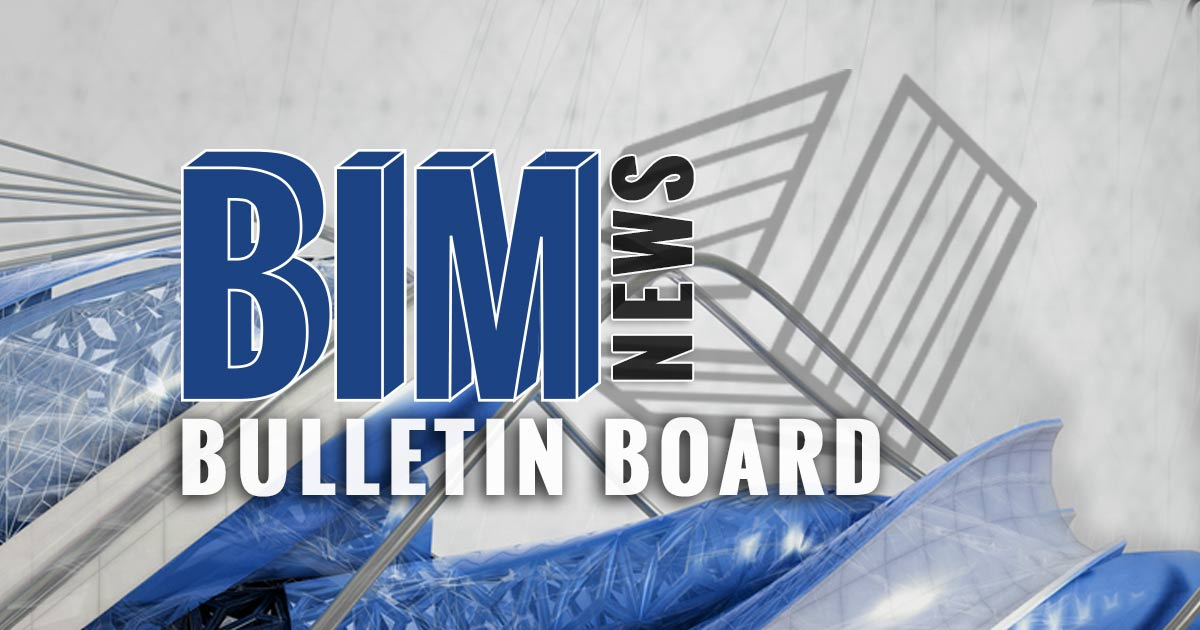 BIM News Bulletin Board - Stay Current
