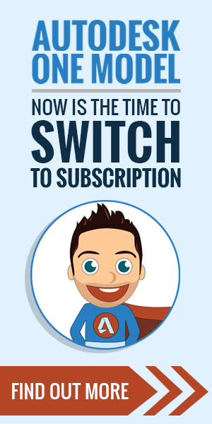 Autodesk One Model - Switch to Subscription