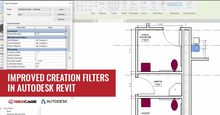 Improved Design Creation Filters in Revit