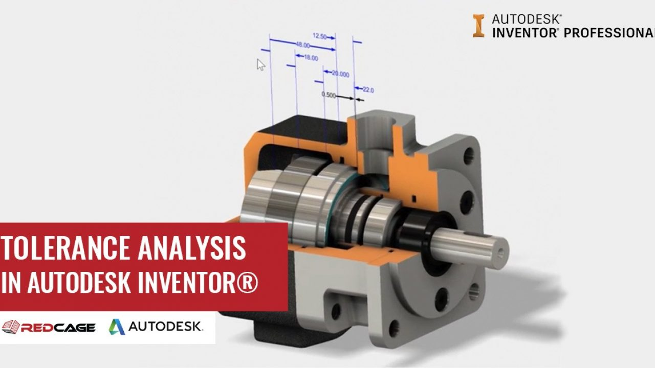 Overview of Tolerance Analysis in Autodesk Inventor