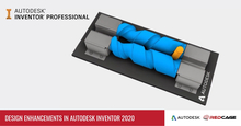 Design Enhancements in Autodesk Inventor 2020