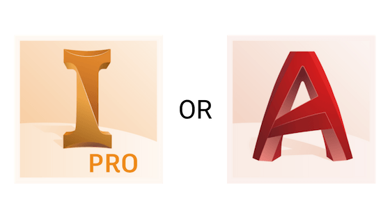 Wondering if you need Autodesk Inventor Professional or AutoCAD?
