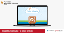 Connect Autodesk Vault to Fusion Lifecycle