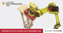 Concurrent Design in Autodesk Vault Professional 2020