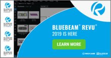 Bluebeam Revu 2019 is Here