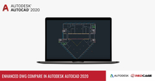 Enhanced DWG Compare In Autodesk AutoCAD 2020